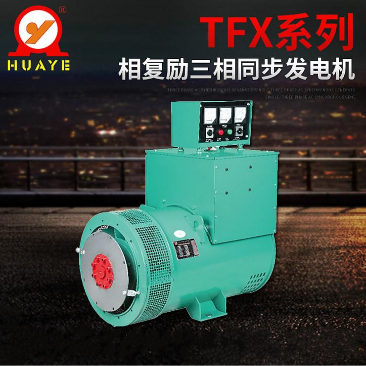 TFX系列相复励三相同步发电机